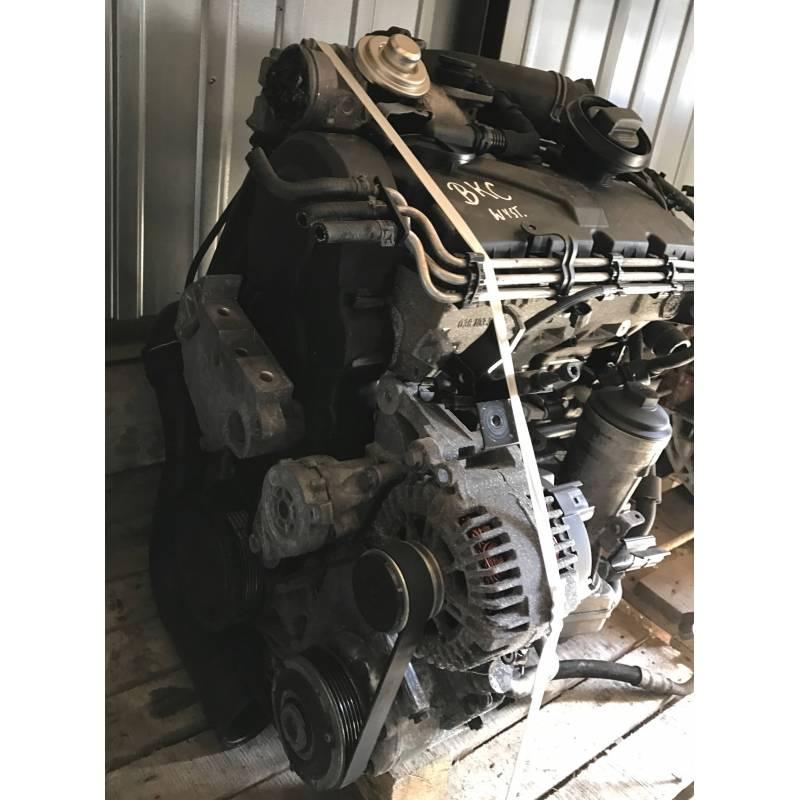 moteur  tdi  cv de type bkc pour vw audi seat skoda moteur diesel sur pieces okazcom