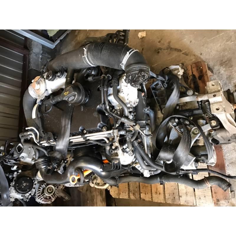 moteur 1l9 tdi 105 cv type bxe pour vw  audi  seat  skoda