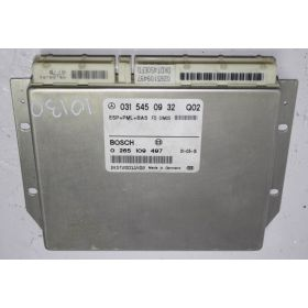 Calculateur ABS ESP pour Mercedes W220 ref 0315450932 / 0265109497