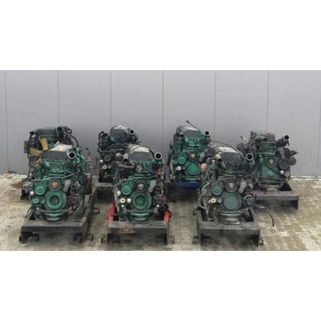 Complete engine motor volvo fh 13 fh13 d13a e5 480 hp, sale auto spare part  on pieces-okaz com