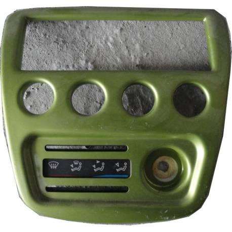 Plastic console for VIRGO 3