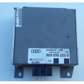 Aerial amplifier for Audi A4 / Seat Exeo ref 8E9035223D