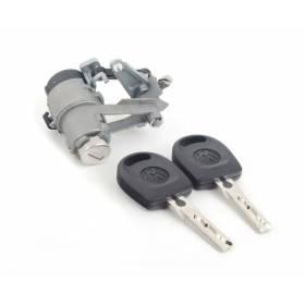 Serrure barillet de coffre pour VW Golf 4 / Lupo / Seat Arosa ref 1J6827297B / 1J6827297C / 1J6827297D / 1J6827297K / 1J6827297G