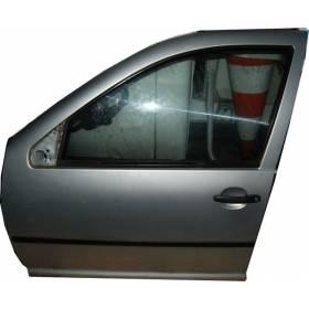 Portière avant conducteur pour VW Golf 4 / Bora grise LB7Z