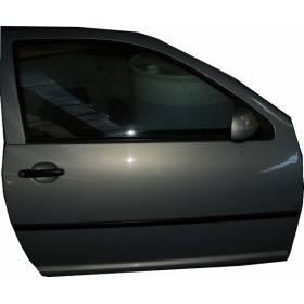 Portière avant passager pour VW Golf 4 grise LB7Z