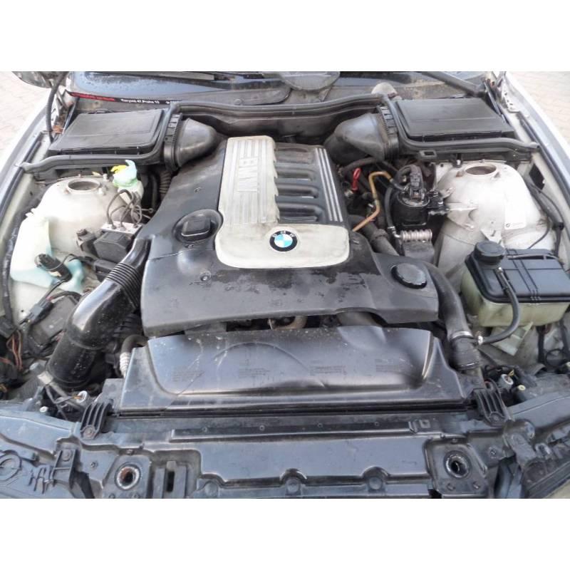 Bardzo dobra Gearbox bmw e39 e-39 2.5 tds 525 tds, sale auto spare part on BQ57
