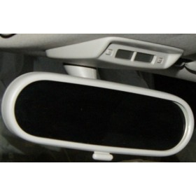 INTERIOR REAR VIEW MIRROR New Beetle + Clock