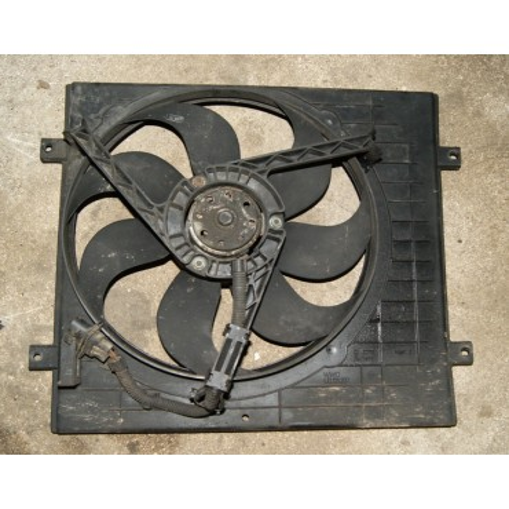 Motoventilateur pour 1L4 16V essence ref 1J0121207 / 1J0959455P