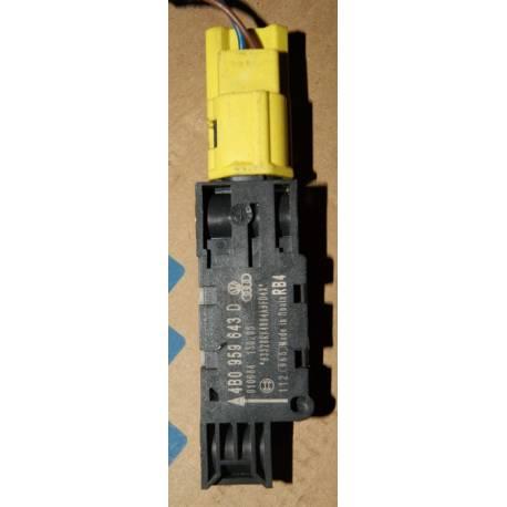 Capteur d'accélération transversal AUDI A3 A8 A4 A6 R8 4B0959643D