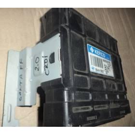 Engine control / unit ecu motor HYUNDAI Kefico 95440-39637 BT14T