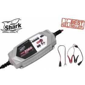 Chargeur de batterie automatique BRP Can-Am CT-2000 2-60Ah Shark