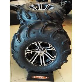 Jantes roues Maxxis avec pneus ZILLA 26x9/11-12 ITP SS212