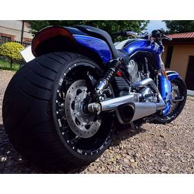 Harley Davidson V-Rod Muscle custom 2011 23.000 kms 1250 cm3 150 hp