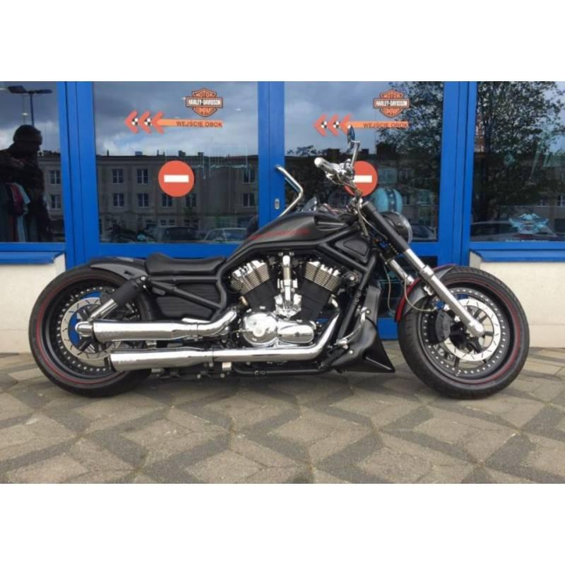 Vrod For Sale >> HARLEY DAVIDSON V-ROD MUSCLE CUSTOM 2007 5.800 kms 1131 ...