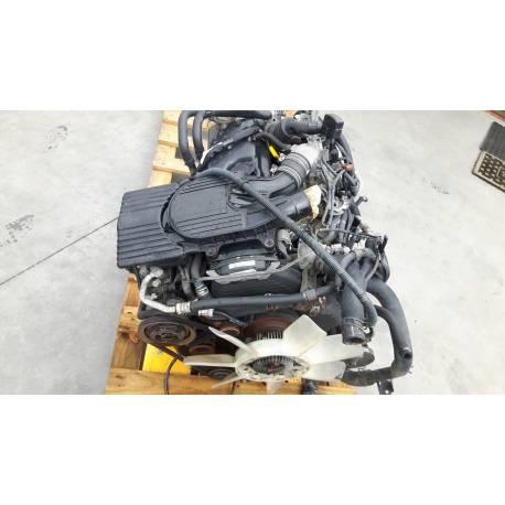 ENGINE MOTOR TOYOTA HILUX 2.4 TD 4WD / Moteur vendu nu sans garantie pour export