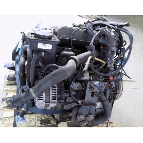 ENGINE MOTOR BMW E46 330d 530d M57 M57D306D2 3.0D / Moteur vendu sans garantie pour export