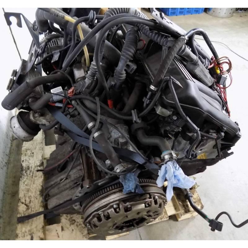 Engine Motor Bmw E D D M M D D D Moteur Vendu Sans Garantie Pour Export