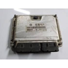 Engine control / unit ecu motor Skoda Fabia 1L9 SDI ref 038906012GJ / 0281010965