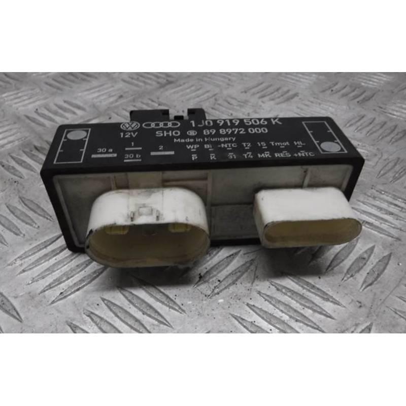 Timagebreze Relais de Module DUnit/é de Commande de Ventilateur de Radiateur de Voiture pour TT Beetle 2000-2006 1J0919506K