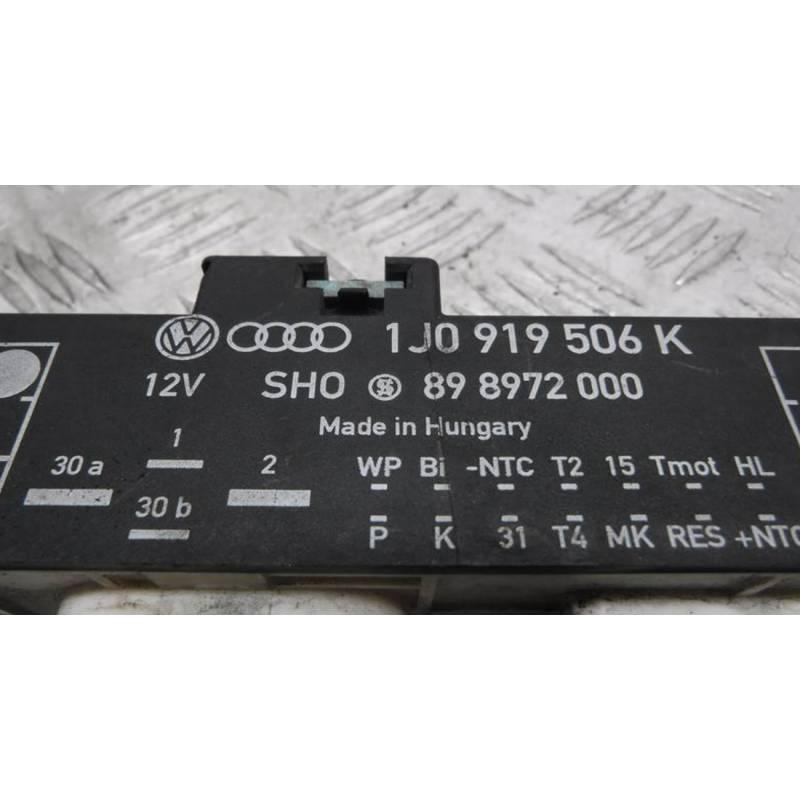 Rele Control Para Ventilador Del Radiador Audi  Seat  Vw