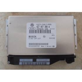 Calculateur pour électronique programme de stabilisation ESP Audi A6 Allroad 4Z7907389A Bosch 0265109613