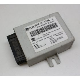 Calculateur pour la pression de gonflage des pneus / avec logiciel pour ouverture de garage ref Audi 4F0907273A 4F0910273C