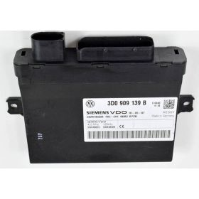 Control unit for remot control for central locking kessy Touareg Phaeton / Porsche Cayenne ref 3D0909139B 5WK48825