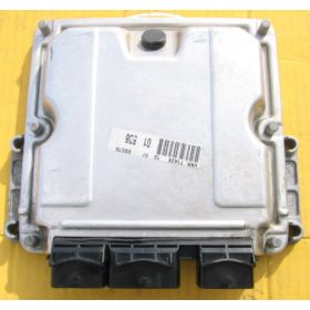 Calculateur moteur Peugeot 206 306 406 2.0 Hdi ref 0281010594 9642013980