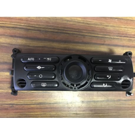 Climatronic pour Mini Cooper / Mini One- Reg 64.116922255 64116927684