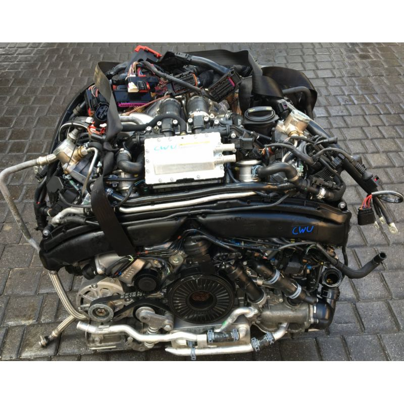 Engine Motor Audi Rs7 Rs6 4 0 Tfsi Cwu Sale Auto Spare