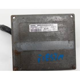 Engine control / unit ecu motor Fiesta V 1.25B 6S61-12A650-FH