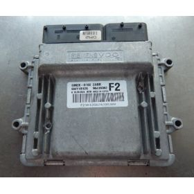 Engine control / unit ecu motor Chevrolet Epica 5WY1B12G 96418362