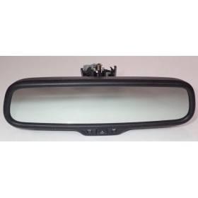 Rétroviseur interieur automatique jour / nuit coloris noir pour Audi / Seat Exeo ref 8R0857511A 4PK