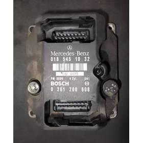 Engine control / unit ecu motor PMS Mercedes E-124 C-202 0185451032 0261200608