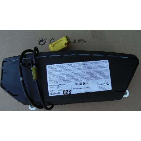Lateral air bag module VW / Skoda / Seat ref 6Q0880241A