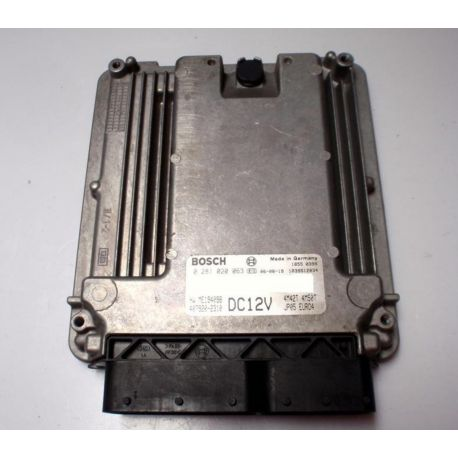 Engine control, unit ecu motor mitsubishi canter ref 0281020063 407920-2310  4m42t-4m50t, sale auto spare part on pieces-okaz com