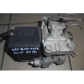 abs unit AUDI 80 B4 A6 C4 2.5 TDI 4A0814111A