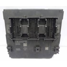Calculateur BCM pour système confort et réseau de bord VW ref 3AA937087E 5WK50449