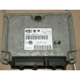 MOTOR UNIDAD DE CONTROL ECU VW golf 4 / Bora 1L4 16V AHW ref 036906014AA / 036906014CG / Ref Magneti 61600.346.13