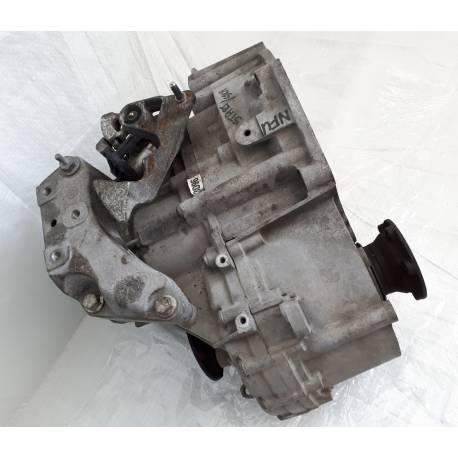 Boite de vitesses mécanique 6 rapports type KNS KDN JLU ref 02Q300042S  02Q300041P 02Q300041QX 02Q300042QX