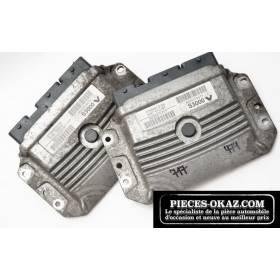 Engine control / unit ecu motor Renault Clio 1L2 ref SAFIR 2 8200024669