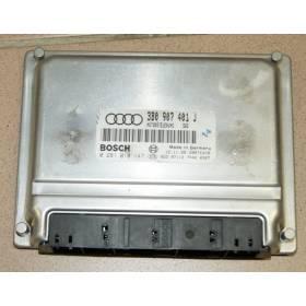 Engine control / unit ecu motor VW Passat 2L5 V6 TDI 150  AFB ref 3B0907401J / ref Bosch 0281010147 / 0 281 010 147