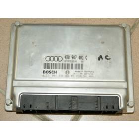 MOTOR UNIDAD DE CONTROL ECU Audi A6 2L5 V6 TDI 150  ref 4B0907401C / 4B0907401AC / 4B0997401BX / ref Bosch 0281001836