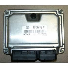 MOTOR UNIDAD DE CONTROL ECU VW / Seat / Skoda 1L9 TDI 130  ASZ ref 038906019NF / Ref Bosch 0281011825 / 0 281 011 825