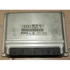 Calculateur moteur Audi A6 V6 2L5 TDI AFB ref 4B0907401S / 4B0997401GX / ref bosch 0281010148