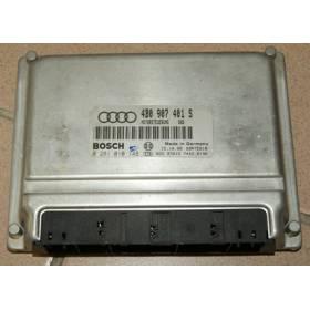 MOTOR UNIDAD DE CONTROL ECU Audi A6 V6 2L5 TDI AFB ref 4B0907401S / 4B0997401GX / ref bosch 0281010148