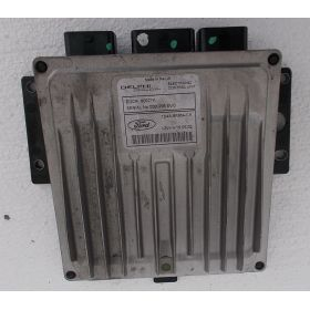 Engine control / unit ecu motor FORD FIESTA MK6 1.4 TDCI 3U71-12A650-WA
