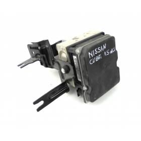 BLOC ABS Nissan Cube ref  47660-1FE1A Bosch 0265251166 0265951344