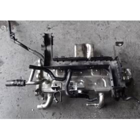 Refroidisseur pour recirculation des gaz d'échappement Chevrolet Captiva / Opel Antara 2.2 ref 25184582