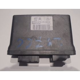 ecu electric sun roof PEUGEOT 207 CC ref 9666270180